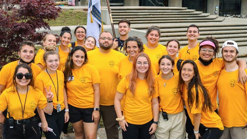 Start of 2021 Student Leadership Academy