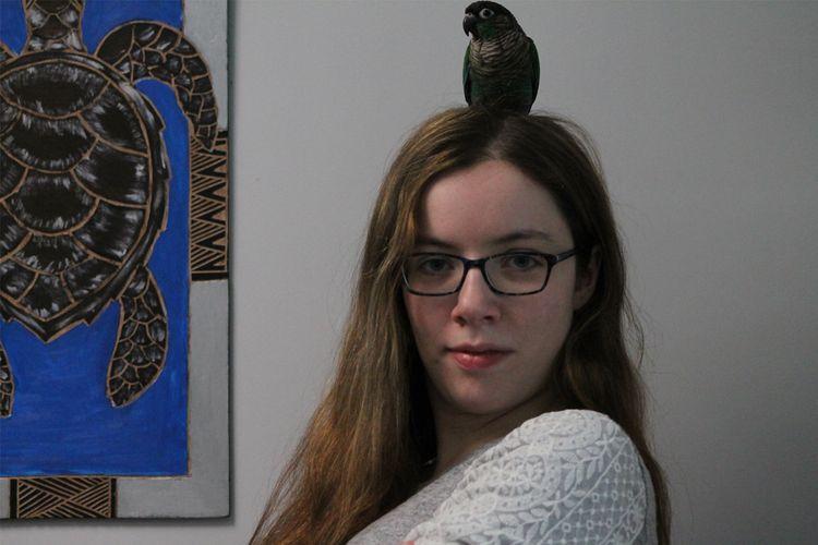 Julia DeMattia portrait