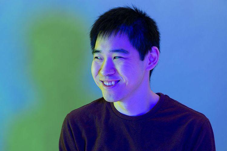Raymond Chen portrait