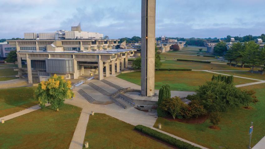 campus amphitheatre