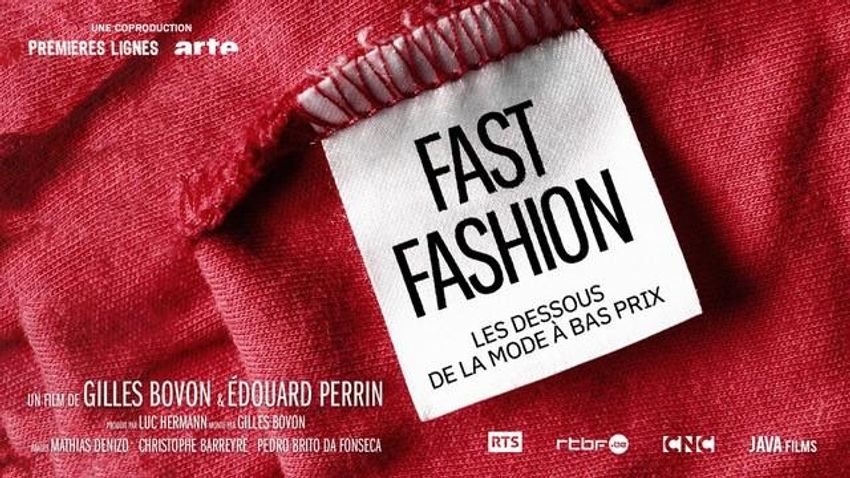 Fast Fashion Documentary Poster