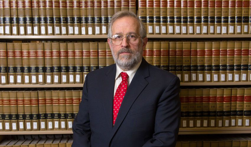 Ralph Clifford, UMass Law faculty